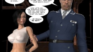 3D comic: Freehope episode 1