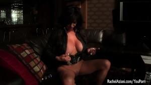 Rachel Aziani anal video