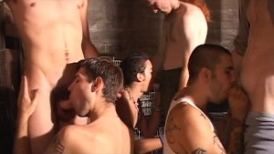 Cumshot party - Pumphouse Media
