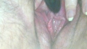 Clit masturbation until orgasm