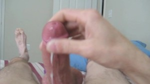 Cockring Vibrator Cumshot