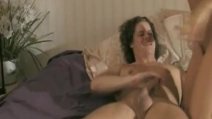 some hot vintage anal with sexy chick with tight ass body