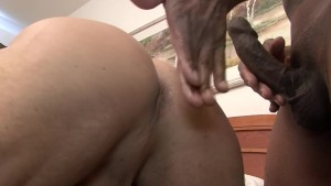 Interracial Barebacking - Factory Video