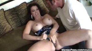 MILF ready to get fucked rough