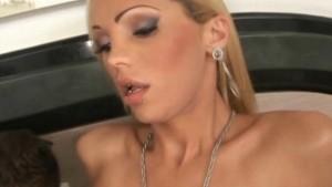 Sweet Renata Hot Lady Boy Threesome