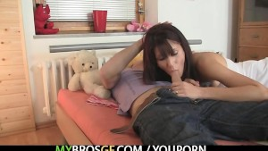 He fucks his brother s sexy girlfriend
