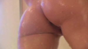 Amazing Shower Fun With Dream Babe