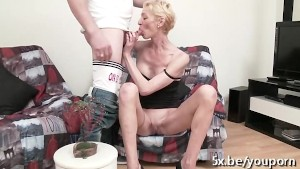Marie-Helene cheats on her husband with 2 guys