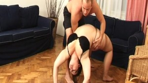 fat contortion babe