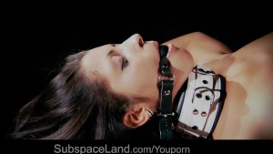 Vivien hot waxed and vibrated while tight bound