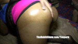 she loves that hood rican tattoo dick milf lover