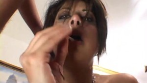 Slut Loves Cum In Her Ass - Pearl Productions
