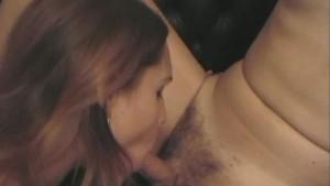 Nikki Montero and Patrician kissing