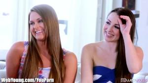 WebYoung Lola Foxx s Lesbian Teen Foursome
