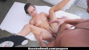 ExxxtraSmall - Tiny Ballerina Fucks Her Instructor!
