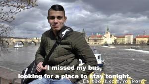 Prague Handjob