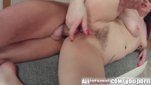 All Internal Hard anal for British pornstar Lucie Love