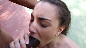 TheRealWorkout - Ball Girl Alexis Rodriguez Gets Fucked Hard