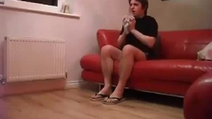 Sneezing Ian s Sneezing and Flip Flops Fetish Video (23)
