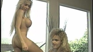 Blonde Lesbians have all the fun