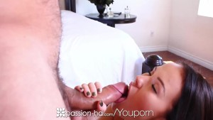 Passion-HD - Megan Rain has her pussy and ass licked