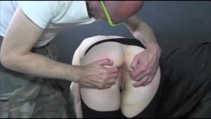 Johnny Rockard breaks in kink virgin A-Jay