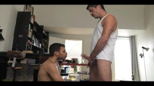 TIERY B. - REFLECTION - Daddy s masturbe sucking and fucking - Big cock - Young Old - Hairy french amateur - Bareback - Handsome - Erotic - Hot - Big cumshots