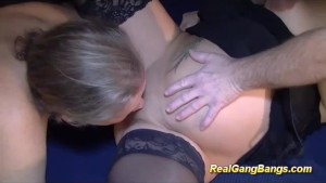 preggo Teens first gangbang