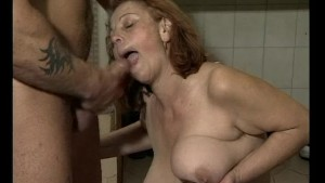 Group Sex With The Oldtimers - Julia Reaves