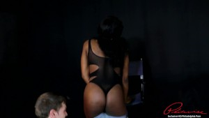 Jade Lux in her first porno A Kinky Day In Philly @ Philavise.com