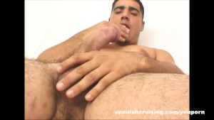 Str8 Dude Jerking Off