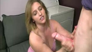 Teen Babe Loves His Farthest And Strongest Cumloads