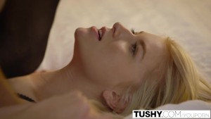 TUSHY Hot Teen Arya Fae Gets First Anal