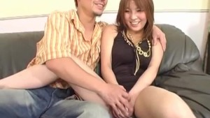 Arisa Minami is fingered and deeply screwed
