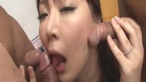 Hinata Komine deals cock in serious POV scenes