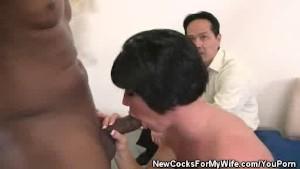 Shay Fox Pleasured By His Black Stud