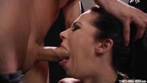 Jada Stevens anal and double penetration fucking