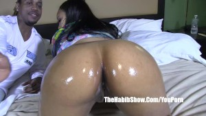 lusty red sexy thick stripper banged by bbc king kreme