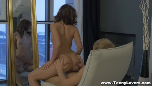 Teeny Lovers - Great sex with an ex