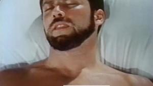 Drew Burton & Tom Jerk Off in BULLET VIDEOPAC 3 (1982)