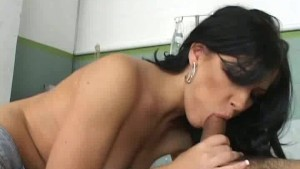 Doctor anal fucks ass to mouth