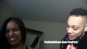 dominican threesome leona banks fucked by domminican bbc