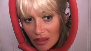 Bigtit blonde MILF takes weird rough interracial fuck w cocks and powertool
