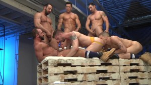 A Big Orgy With A Happy Ending - Hot House