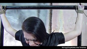 Corazon bound gagged stripped whipped ass-slapped vibed machine-fucked