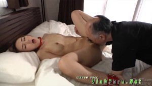 Nasty In Agony Married Yuna Takase Continues To Be Fucked In Front Of Her Husband s Eyes .mp4
