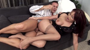 She likes his sword - DDF Productions