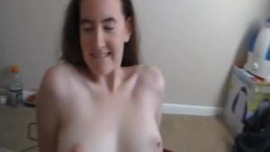 Big dick brings joy to amateur girl s face