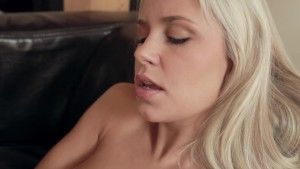 Blonde Babe Lola Myluv Taking Her Time Rubbing Her Tight Pussy Clit