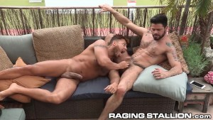 RagingStallion Hung Spanish Hunks Fuck Hard